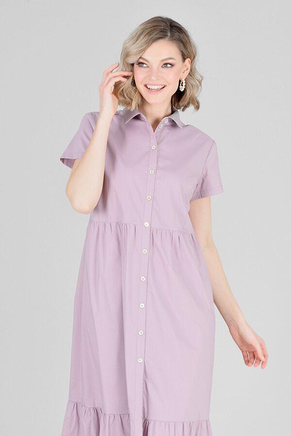 Платье-рубашка Eliseeva Olesya